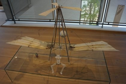 Charlotte Petersen: Fred- og Frihedsmaskine, model. 2011