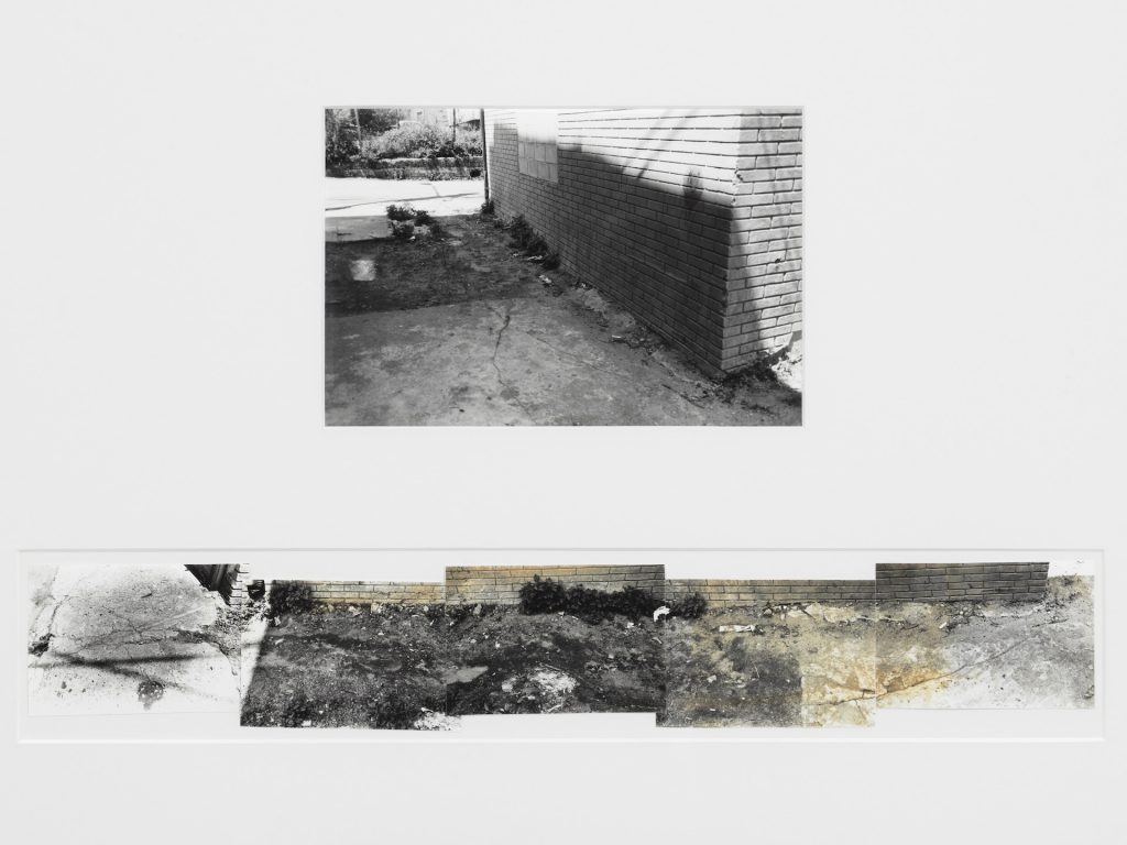 "Gordon Matta-Clark: Reality Properties: Fake Estates, ""Staten Island"" Block 1224, Lot 12, 1974 (detalje). © The Estate of Gordon Matta-Clark / Artists Rights Society (ARS), New York Courtesy The Estate of Gordon Matta-Clark and David Zwirner."