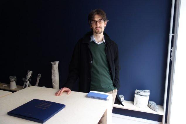 Christopher Sand Iversen. Foto: SixtyEight Art Institute