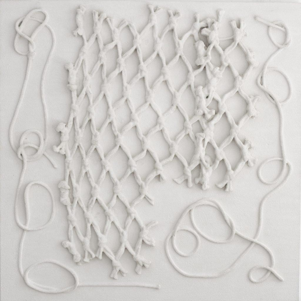 Rosalina Kruse Serup: Untitled Relief, 2020. Foto: Rosalina Kruse Serup.