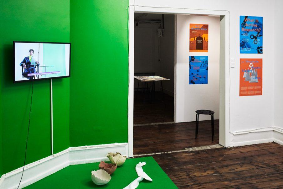 Spot på projektrum: SixyEight Art Institute