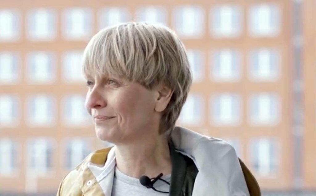Rikke Luther. Foto Mikkel Kaldal