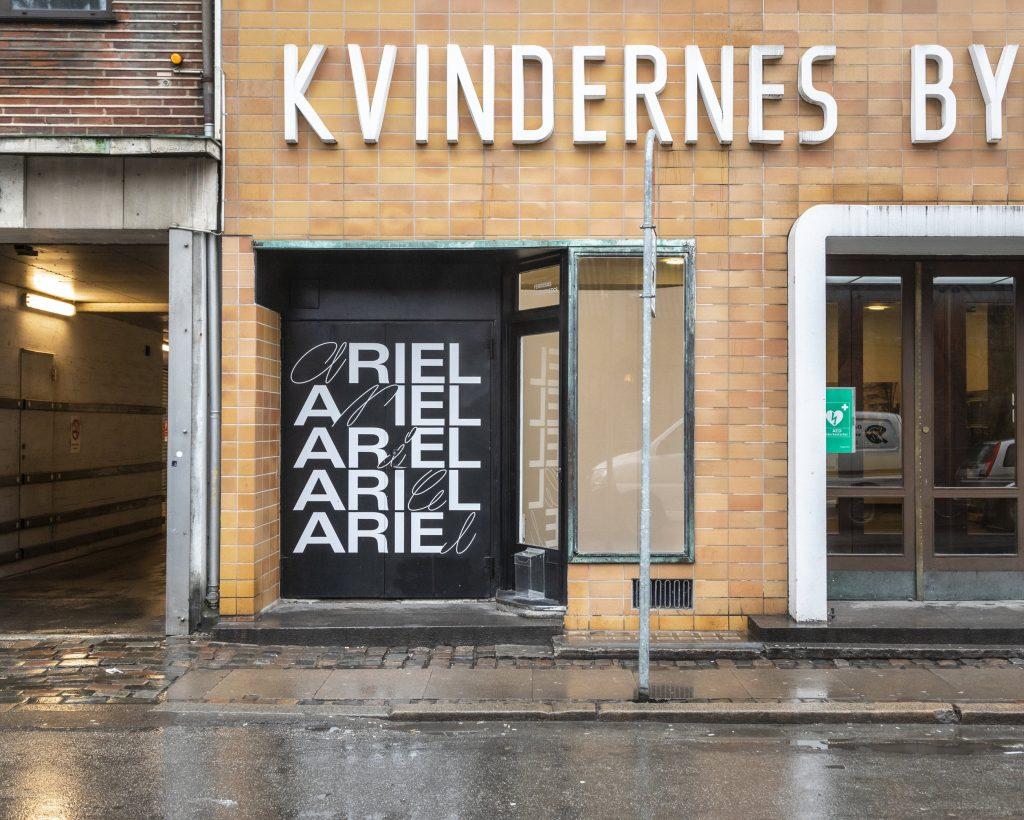 ARIEL i Kvindernes Bygning. Foto: Malle Madsen