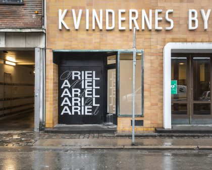 Spot på projektrum: ARIEL – Feminism in the aesthetics