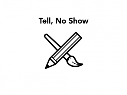 Podcast: Tell, No Show #2 Nanna Ànike Nikolajsen