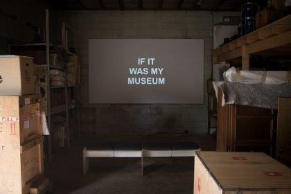 Landsby-fluxus: God udstilling på Møn kommer under huden på den besøgende