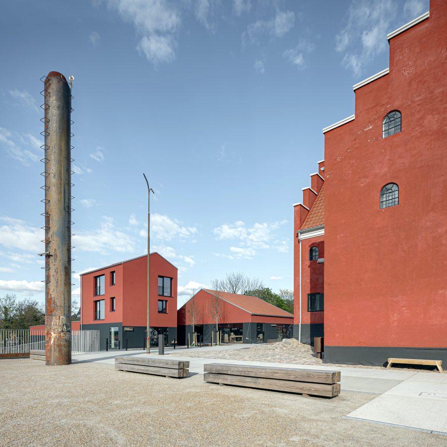 Maltfabrikken gentænker residency program