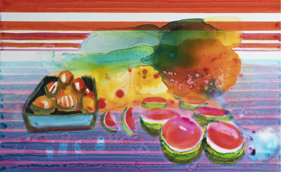 John Kørner: Crazy Watermelon Shipping – Galleri Bo Bjerggaard