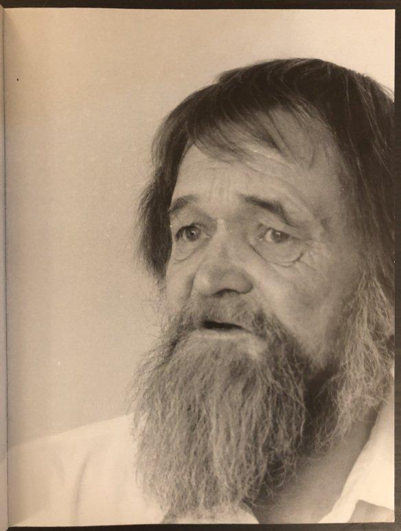 JV Martin portræt