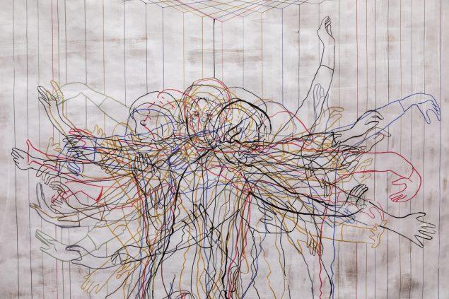 Wael Toubaji_Grafitti (Chrono-Break)_#3