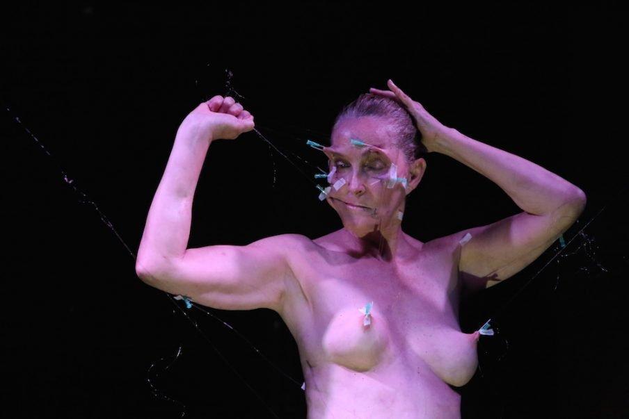 Festivalen for performancekunst Cyber Bodies præsenterer online program