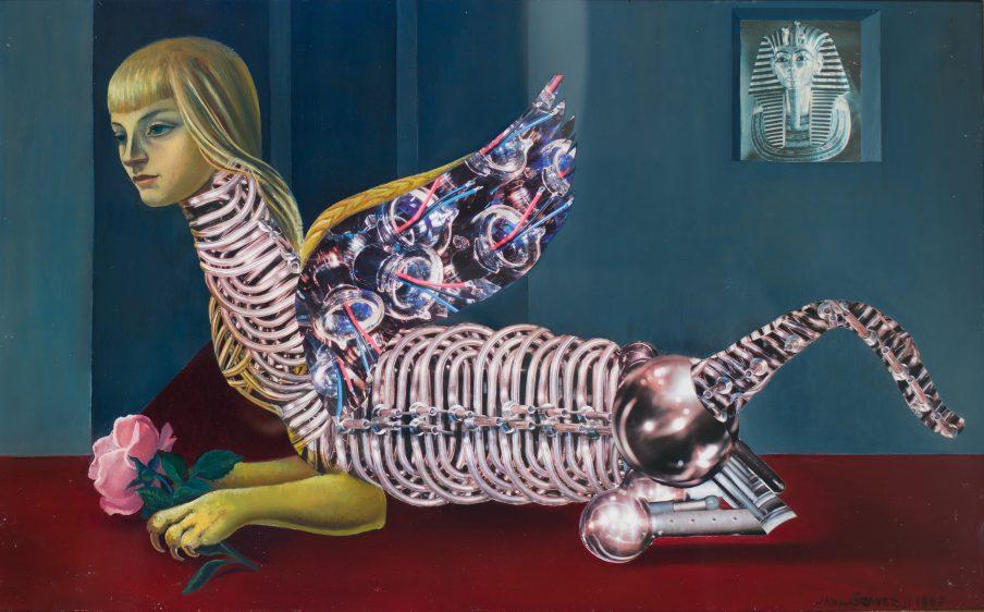 En vigtig manifestation: kvindelige surrealister på Louisiana er en overvældende oplevelse