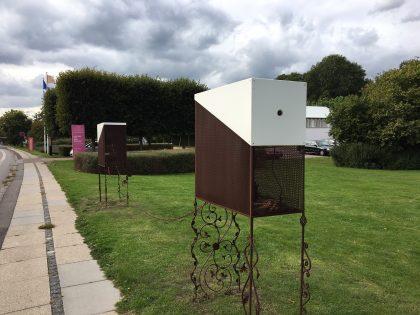 Gammelgaard sætter scenen for stærk skulpturbiennale
