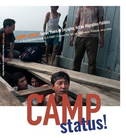 Boglancering og afskedsreception for CAMP