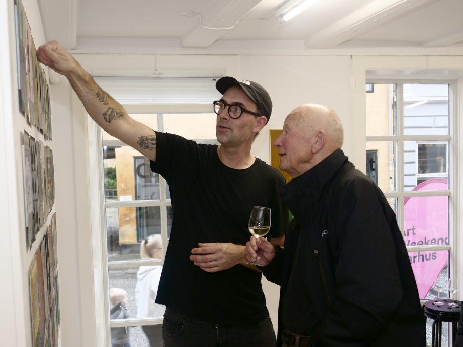 Billedreportage: Art Weekend Aarhus 2020