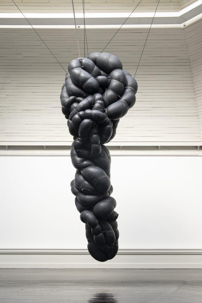 Bjørn Poulsen: Limbo, 2003. Foto: Frida Gregersen.