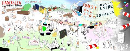 Pelle Brage inviterer til fælles Udsmyknings-bonanza i Haderslev