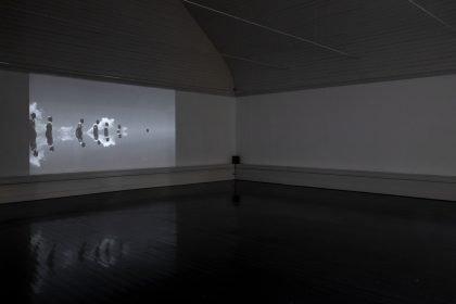 Jeanette Ehlers: Black Bullets (videostill), 2020. Foto: Frida Gregersen
