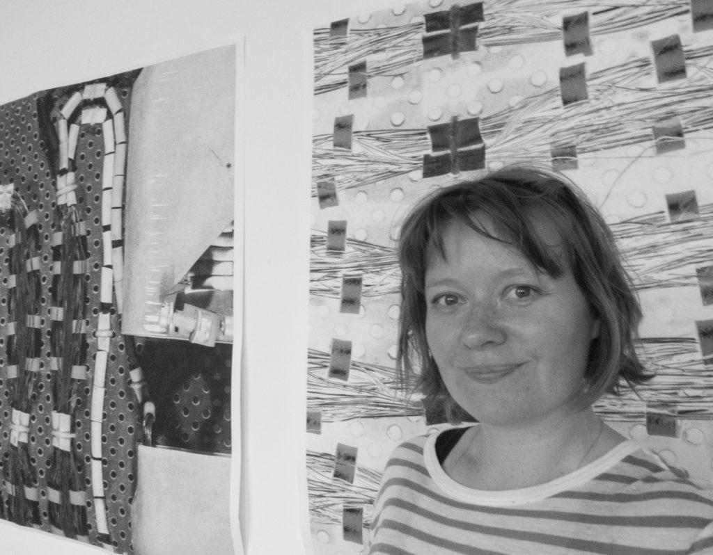 Nanna Debois Buhl portræt