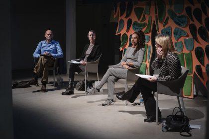 Kunstsalon VISION: Nye bevidsthedshorisonter i baglyset fra Elle-Mie Ejdrup Hansens Fredsskulptur