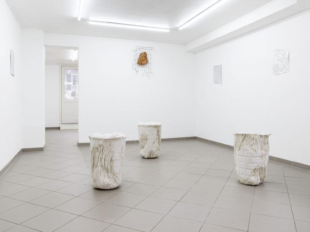 Dan Stockholm: Installation View. Foto: Kirstine Mengel.
