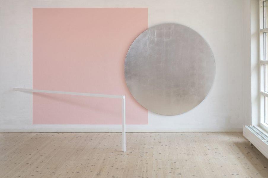 Peter Holm og Torgny Wilcke: Maleri, sektion 1-8 – Skovhuset Kunst og Natur