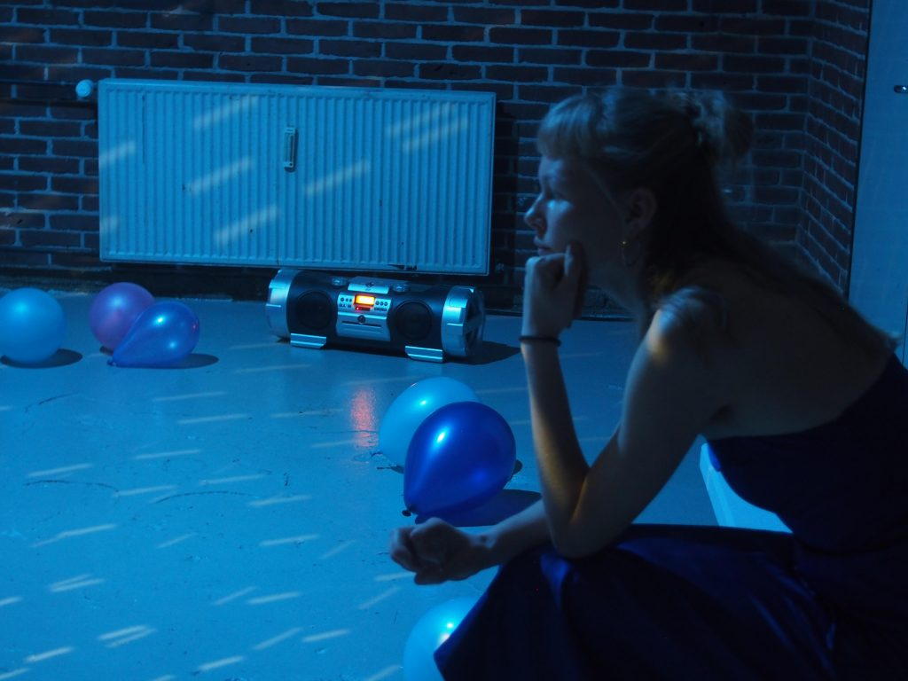 Ida Brottmann: Benchwarmers, 2020. Foto: Ida Brottmann.
