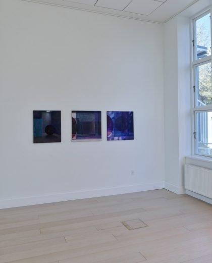 Installationsvue: Anette Harboe Flensburg. Foto: Kirstine Mengel.