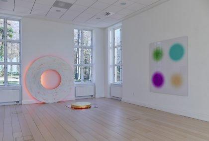 Installationsvue, LYS. Foto: Kirstine Mengel.