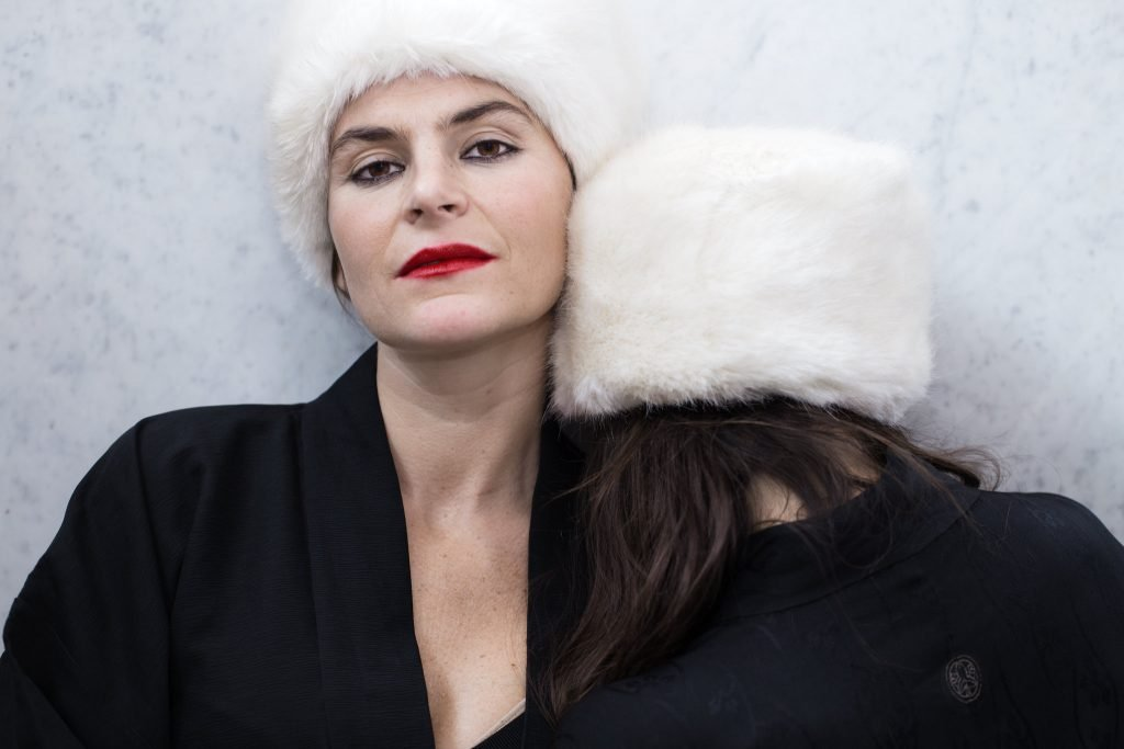 Portræt af Gry Worre Hallberg. Foto: Sisters Hope.