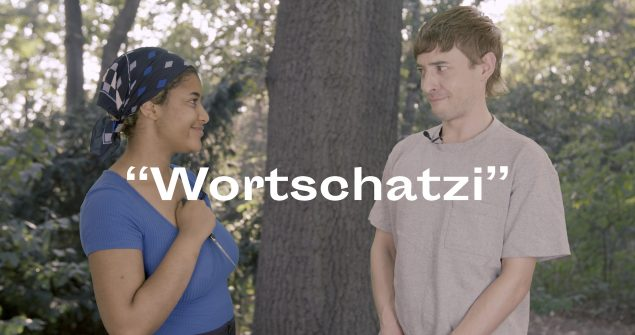 Foto fra German for Lovers. Pressefoto.
