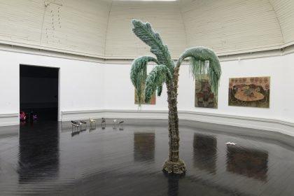 Billedreportage: Kunstnernes Efterårsudstilling 2020