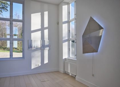 Installationsvue: Viera Colllaro. Foto: Kirstine Mengel.