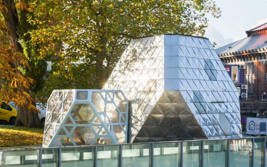 En bolig til inspiration for en bæredygtig fremtid