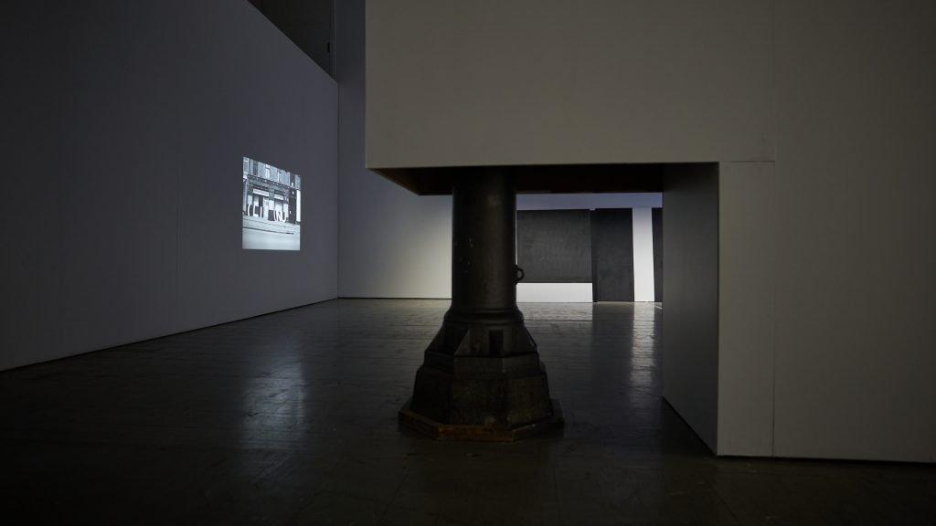 Installationsvue. Foto: Troels Jeppe.