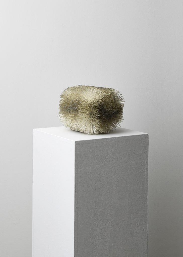 Renata Jakowleff: Reflection Sculpture 1, silver, 2019. Foto: Anders Sune Berg.