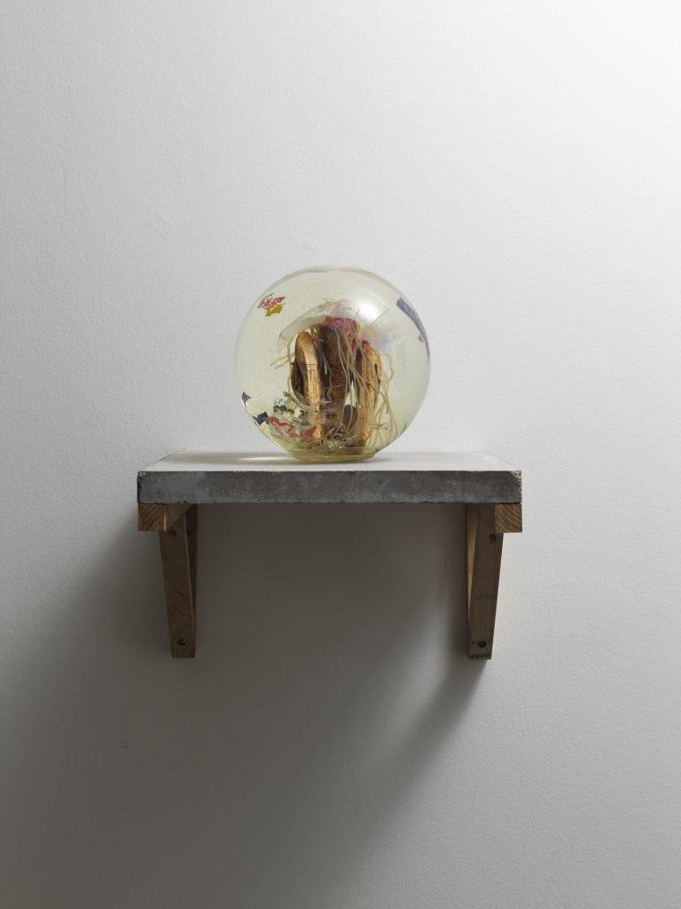 Silas Inoue: Acid dew, 2020. Foto: Anders Sune Berg.