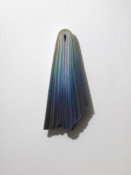 Charlotte Walentin: Blue, 2020. Foto: Anders Sune Berg.