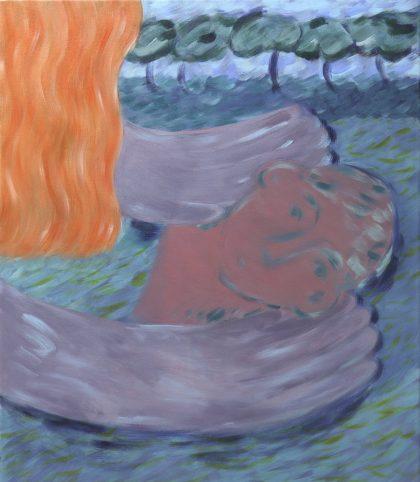 Unge kunstnerstemmer: Coline Marotta