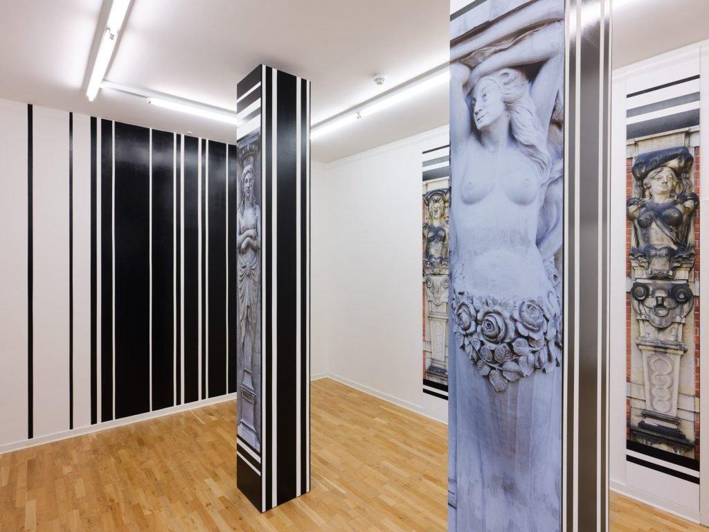 Julie Boserup: Transformer, 2020-2021. Installationsvue. Foto: Thomas Grøndahl.