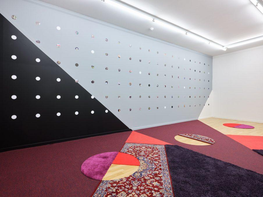Billedserie fra en nedlukket udstilling: Julie Boserup: Transformer – Viborg Kunsthal