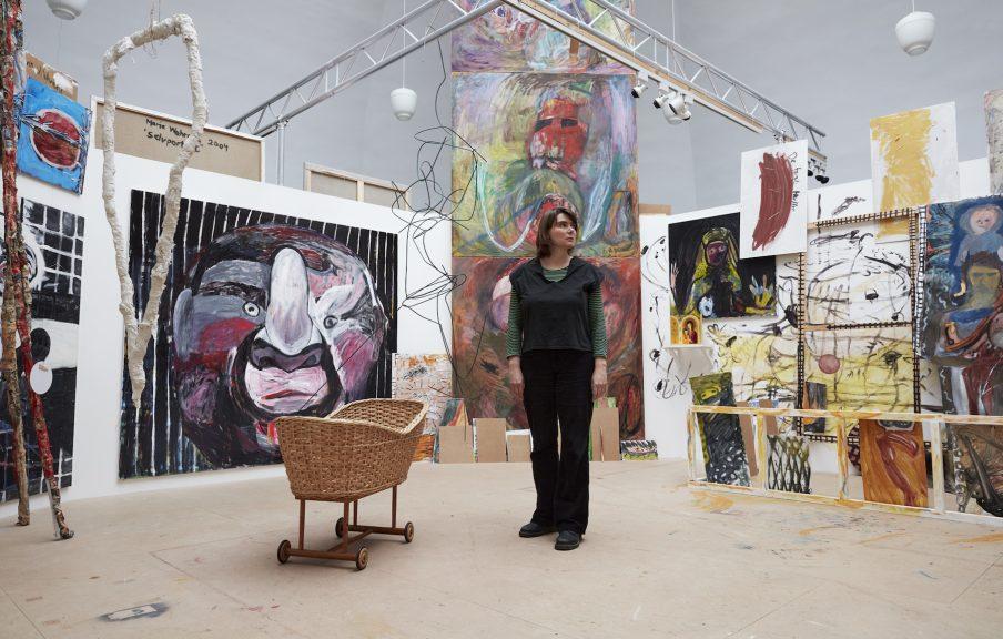 Maria Wæhrens om sin retrospektive separatudstilling – en udstilling du ikke kan se