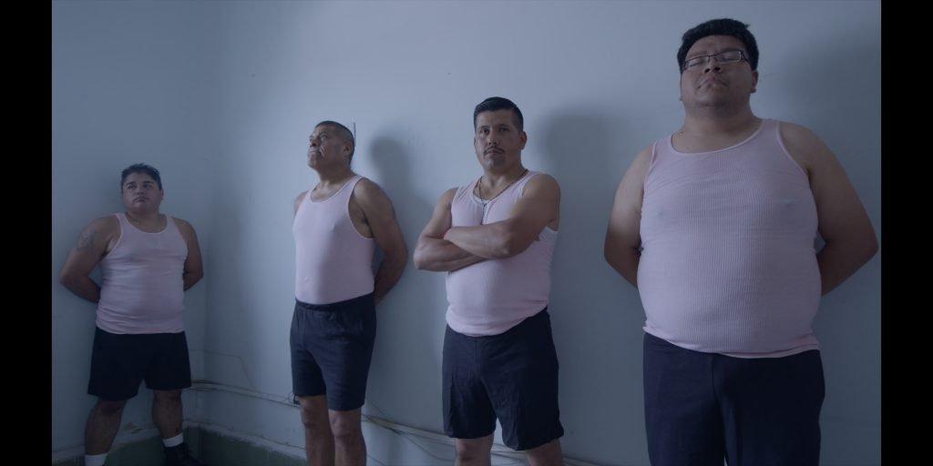 Val Lee: Buenos Días mujeres (videostill). Foto: Ariel. Feminsms Aesthetics.