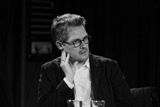 Jacob Lund, Volksbühne, 2019. Photo: Neal McQueen.