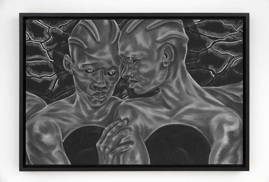 Stinna Toft om Modvægtens teori – en udstilling af Toyin Ojih Odutola du snart kan se!