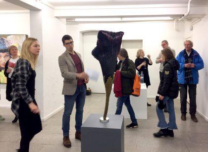 Forsigtig genåbning af gallerierne