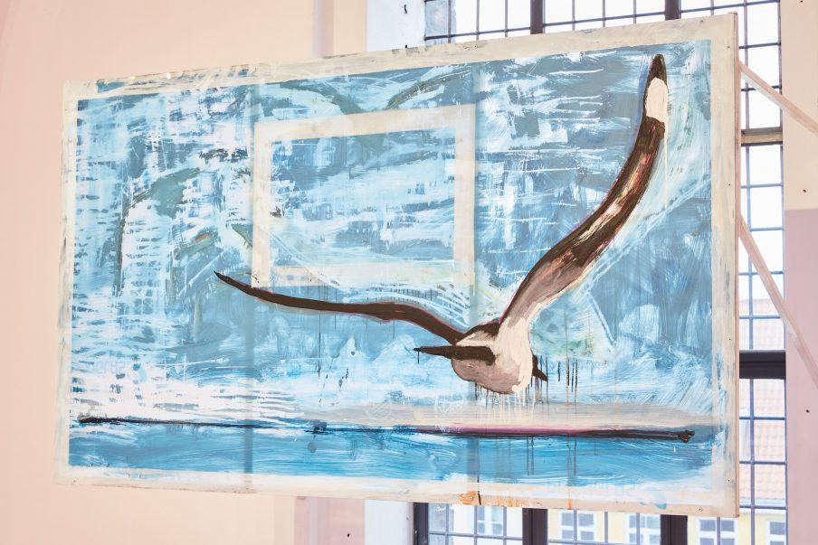 Billedreportage fra en nedlukket udstilling: Thomas Øvlisen: Anden stjerne til højre – Nikolaj Kunsthal