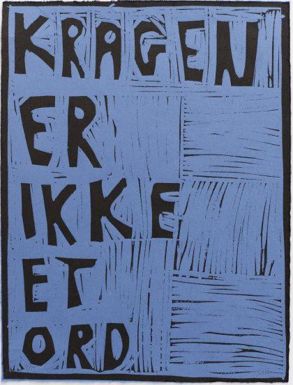 Svend-Allan Sørensen: Kragen, svinet, hammeren, skruetrækkeren, øksen & fastnøglen – Galleri Lene Bilgrav