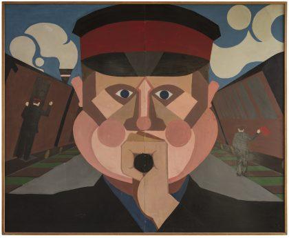 Alt dette er Deres! Albert Mertz 100 år – Holstebro Kunstmuseum