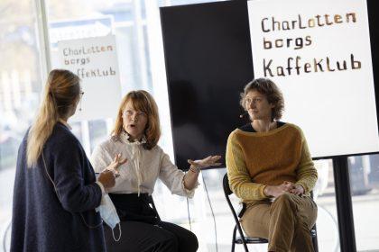 Charlottenborgs Kaffeklub #4 om kunstens stemme i den offentlige debat